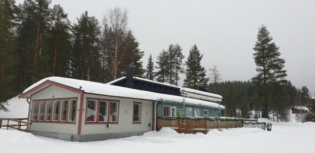 restaurant Granö Beckasin