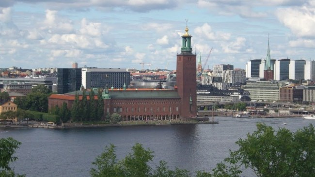Stadshuset Stockholm - Stockholm's 10 Must See Attractions