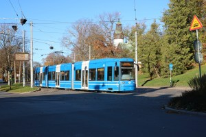 tram lijn 7 Djurgården
