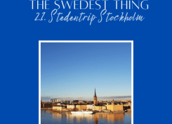 Podcast The Swedest Thing Stedentrip Stockholm
