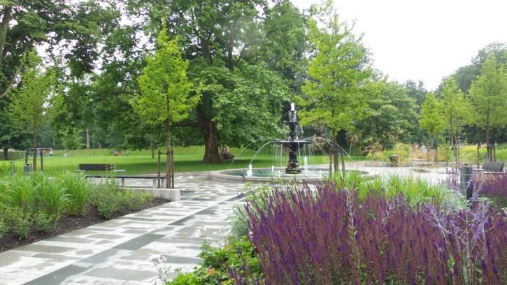 Stadsparken in Lund