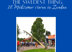 Podcast midzomer in Zweden - The Swedest Thing