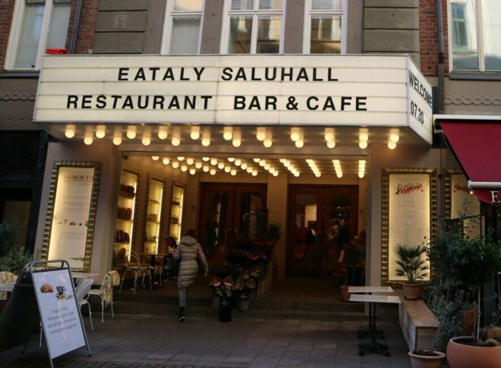 Eataly Saluhall Stockholm