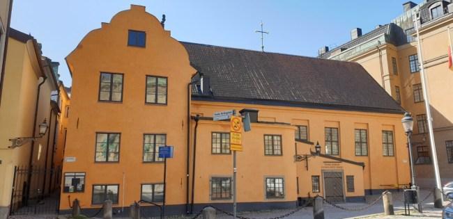 Finska kyrkan - Finse kerk Stockholm