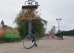 Sydkustleden - fietsen door Malmö