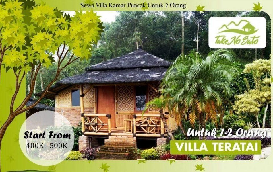 Sewa Villa Kamar Puncak Untuk 2 Orang