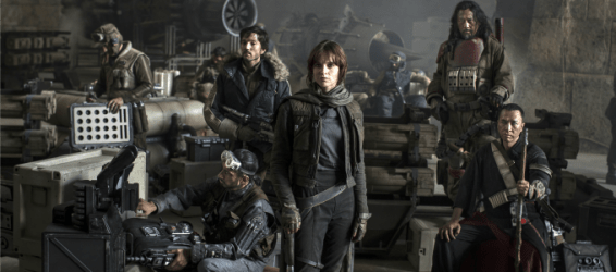 Rogue One New Banner