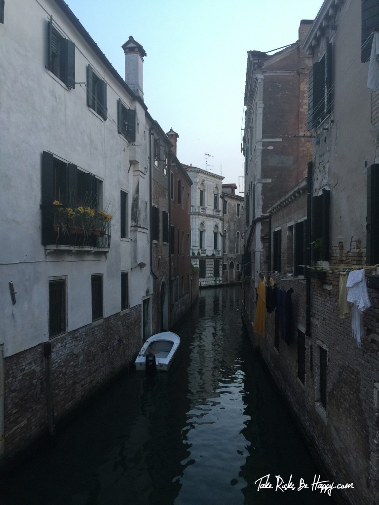 Venice Waterways Boat