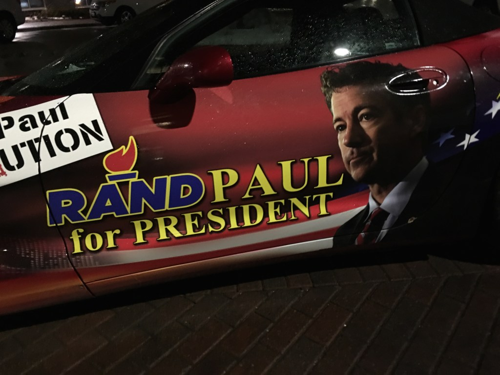 Rand Paul for President