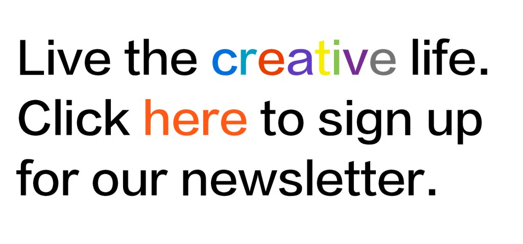 creative-life-newsletter-signup