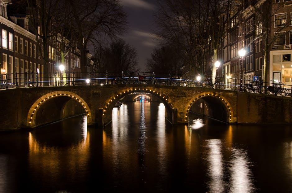 amsterdam happy