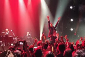 Nick Cave at the Beacon Theatre