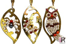 News Jewelry Gold plated Silver Handmade Jewelry