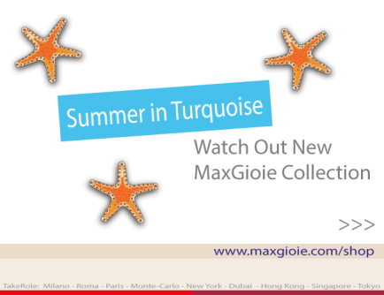 News Jewelry - Summer in Turquoise