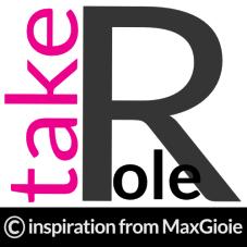 TakeRole logo
