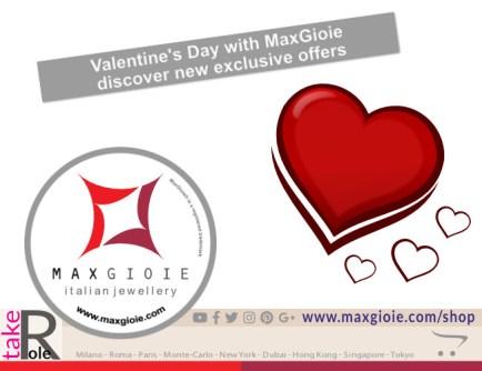 Valentine's day 2019 MaxGioie shop