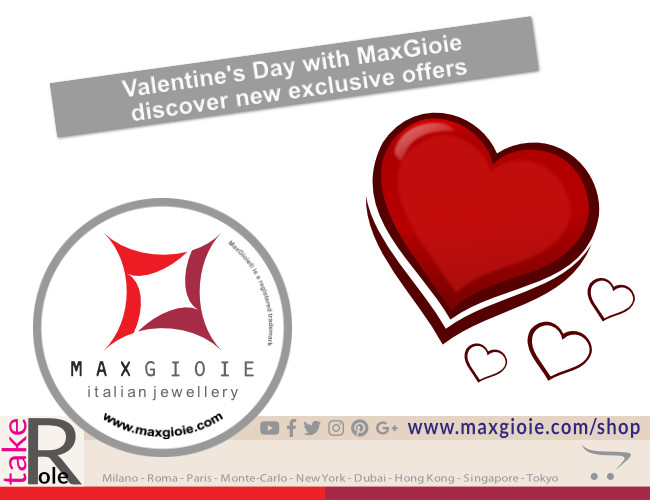 Valentine's day 2019 MaxGioie shop
