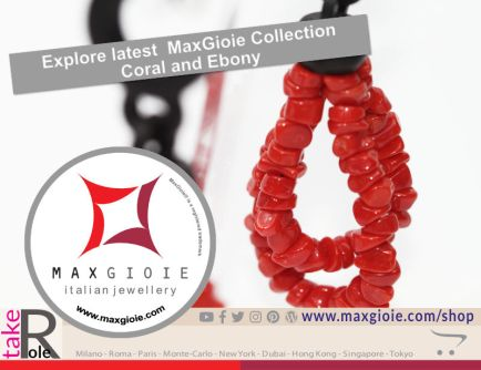 New Collection Coral and Ebony