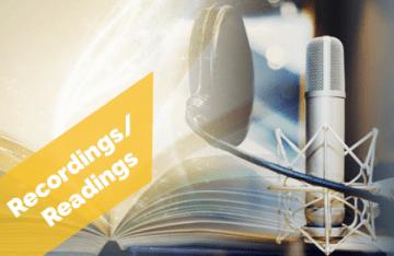 Recordings/Readings