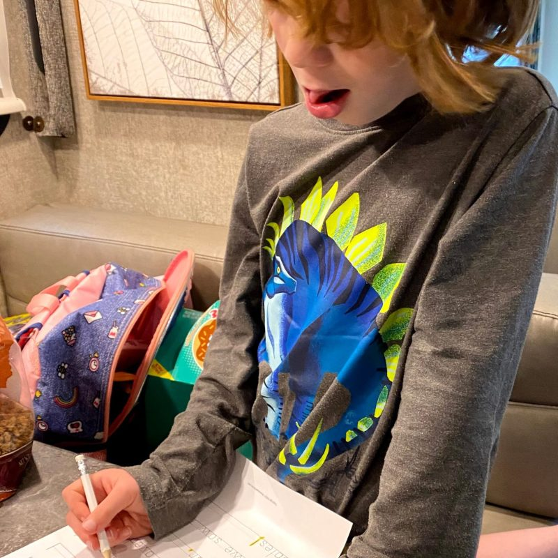 My Kid Hates Writing–Or Does He? Literacy Through Play