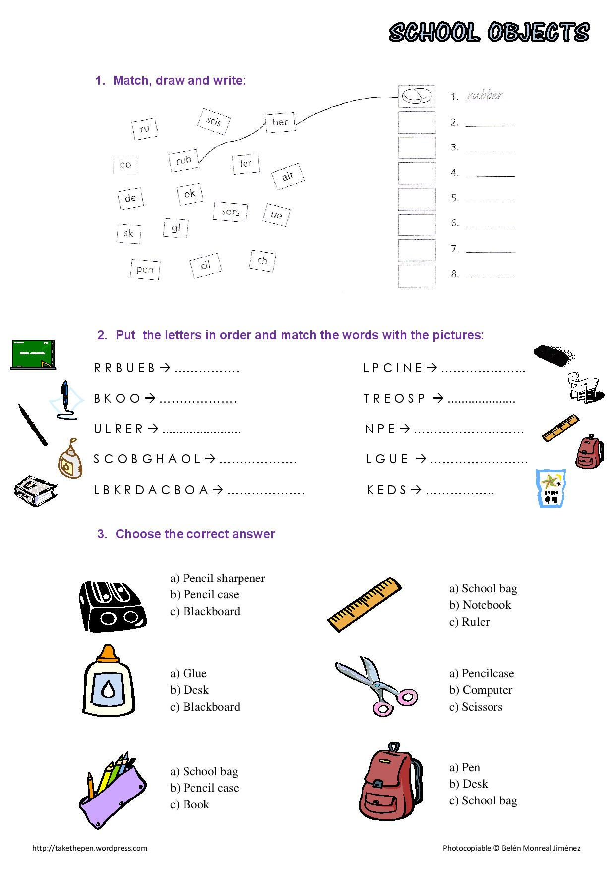 Worksheet Identify Objects In Solar System