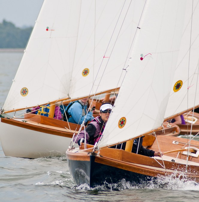 Women at the Helm: Celebrating A Long Tradition of Women Sailors
