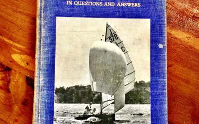 Take the Tiller's Top Picks: The Best Books for Sailboat Racers
