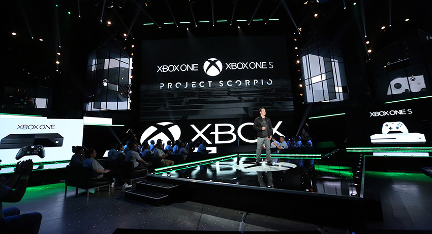 Phil Spencer Xbox One Family of Devices E3 2016
