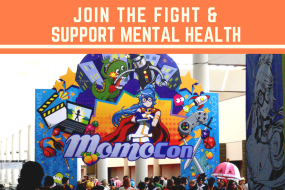 Join the Fight Against Mental Health Stigma - Volunteer With Us at Momocon