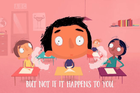 Childline Gets Kids Talking - About Exploding Heads