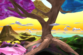 'Soar: Tree of Life' is a Relaxation Game from the UK's Channel 4