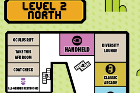Where to Find the AFK Room and Take This at PAX South 2018
