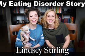 Lindsey Stirling Shares Her Eating Disorder Story