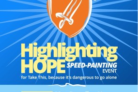 Highlighting Hope Charity Event
