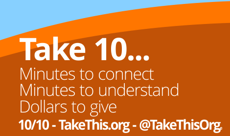 Take 10 Charity Stream 2018