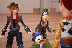 What Kingdom Hearts Taught Me About Handling Mental Illness