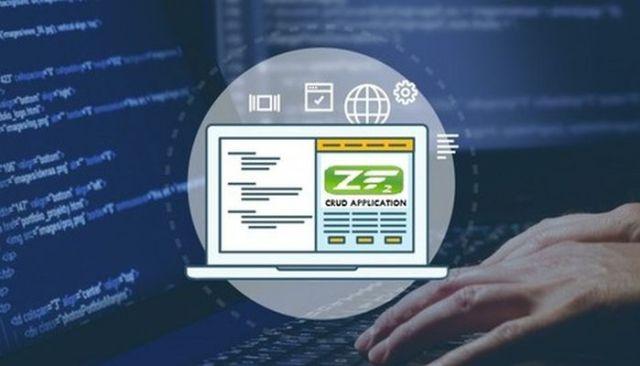 PHP Zend Framework 2 - Creating a CRUD Application