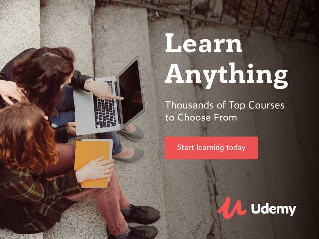215+ Best Courses on Udemy [2019 Updated] - Take This Course