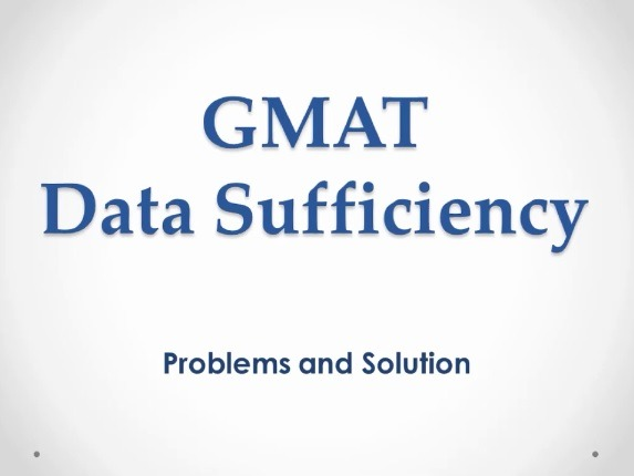 GMAT Math - Data Sufficiency Made Easy 2