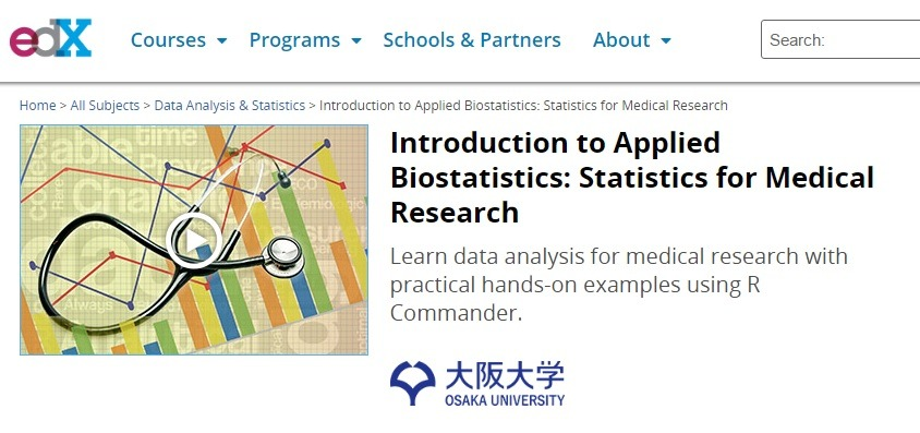 Introduction to Applied Biostatistics: Statistics for Medical Research