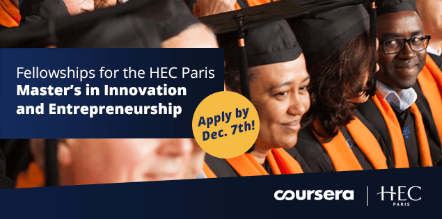 MSc in Innovation and Entrepreneurship