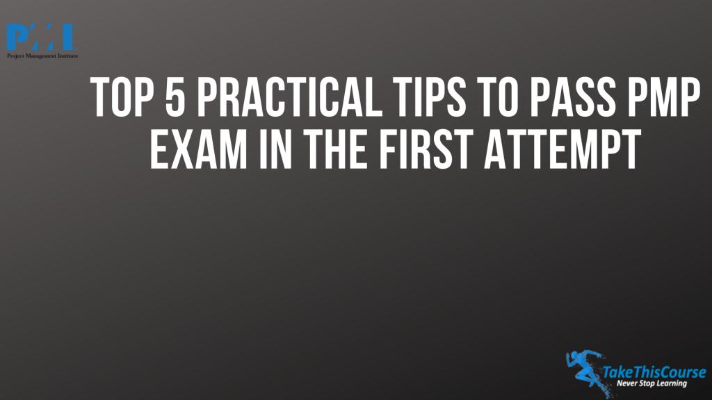 Top 5 practical