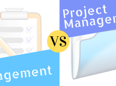 Project Management vs Task Management