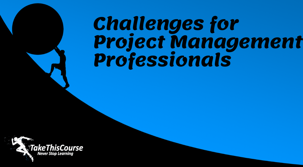 Challenges for Project Management Professionals