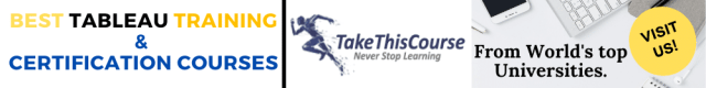 Learn Tableau & Ace Desktop Specialist Exam Course