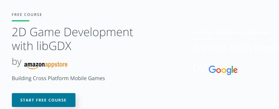 2D Game Development with libGDX