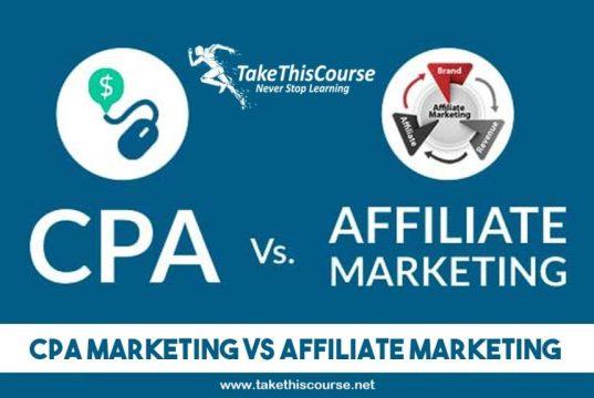 CPA Marketing Vs Affiliate Marketing
