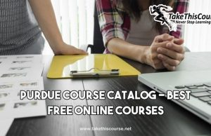Purdue Course Catalog