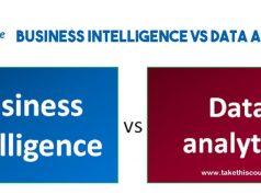 Business Intelligence vs Data Analytics