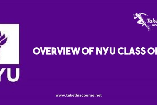 NYU Class of 2022